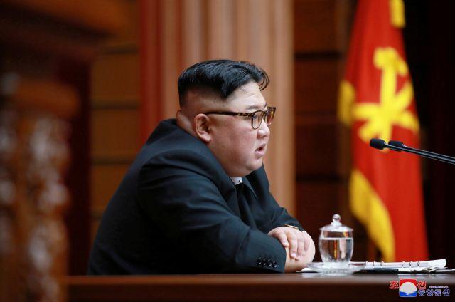Αμετανόητος Κιμ: Τερματίζει το μορατόριουμ των πυρηνικών δοκιμών και απειλεί με νέο στρατηγικό όπλο | tovima.gr
