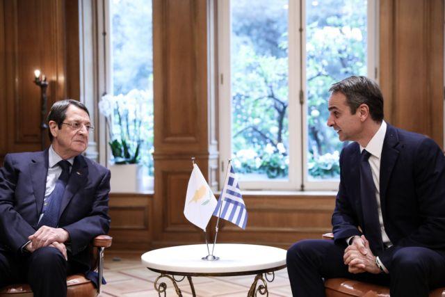 Cyprus-Greece-Israel: The hydrocarbons unite them | tovima.gr