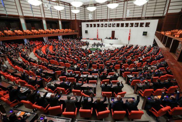 Τουρκία: «Πράσινο φως» από τη Βουλή για την αποστολή στρατού στη Λιβύη | tovima.gr