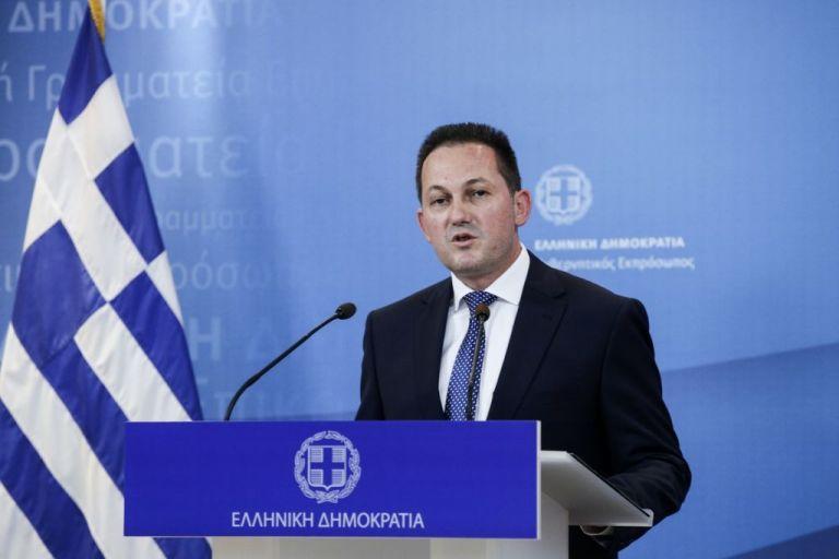 Πέτσας: Μετά τις ΗΠΑ ο Μητσοτάκης θα ενημερώσει χωριστά τους πολιτικούς αρχηγούς | tovima.gr