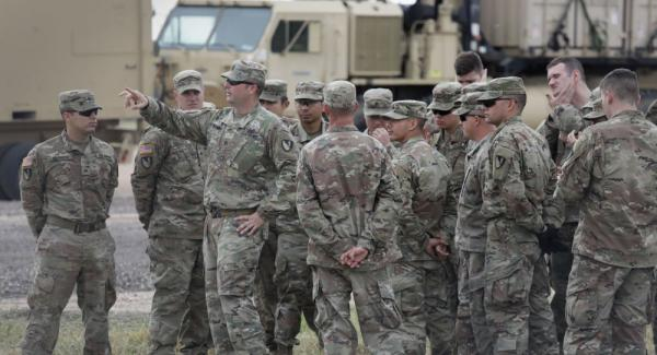 Χιλιάδες αμερικανοί στρατιώτες στη Μ. Ανατολή μετά τη δολοφονία Σουλεϊμανί | tovima.gr