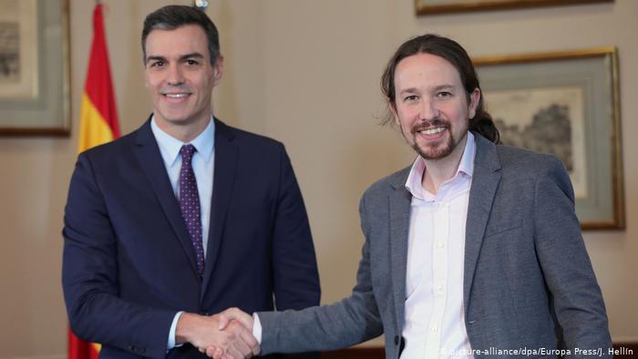 Με Ποδέμος και αυτονομιστές θα κυβερνήσει ο Σάντσεθ – Τέλος στην αστάθεια ή νέα κρίση | tovima.gr
