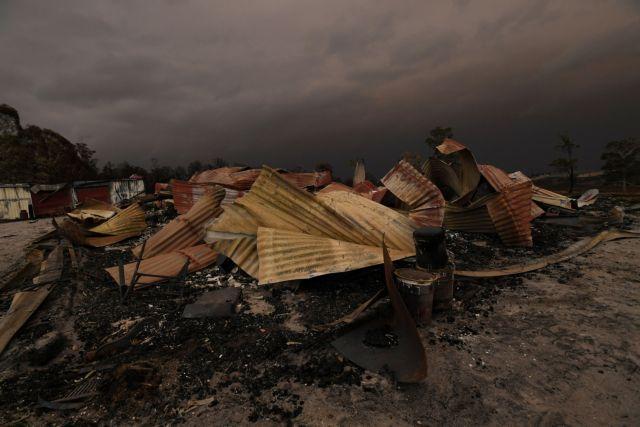 Φλέγεται η Αυστραλία: Εικόνες βιβλικής καταστροφής – Φόβοι για πύρινο όλεθρο   tovima.gr