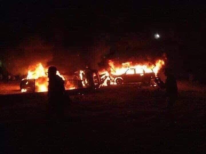 Ιράκ: Εκρήξεις στη Βαγδάτη – Ρουκέτα κοντά στην αμερικανική πρεσβεία | tovima.gr