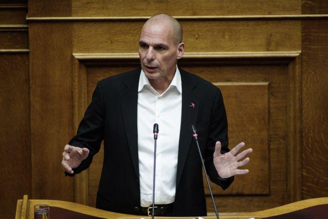 Κατά του EastMed το ΜέΡΑ25: Κανένας αγωγός να μην διαπερνά ελληνική γη ή θάλασσα | tovima.gr