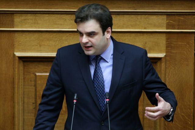 Πιερρακάκης: Σε μια διετία ο νέος ενιαίος αριθμός που θα αντικαταστήσει ΑΦΜ και ΑΜΚΑ   tovima.gr