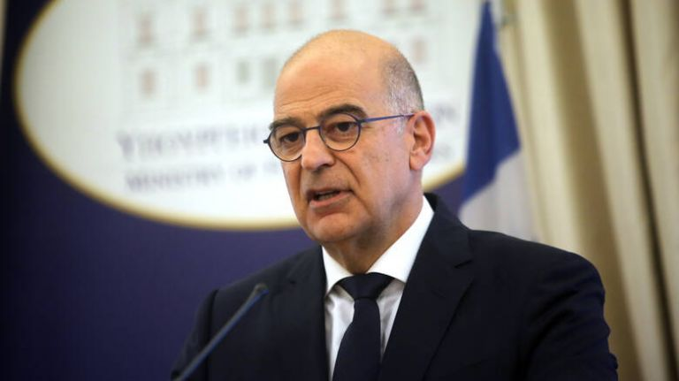 Δένδιας: Η Ελλάδα δεν κάνει εκχωρήσεις σε θέματα κυριαρχίας | tovima.gr