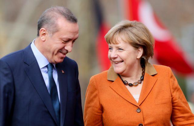 Ερντογάν – Μέρκελ τα είπαν τηλεφωνικά για Συρία και Λιβύη | tovima.gr