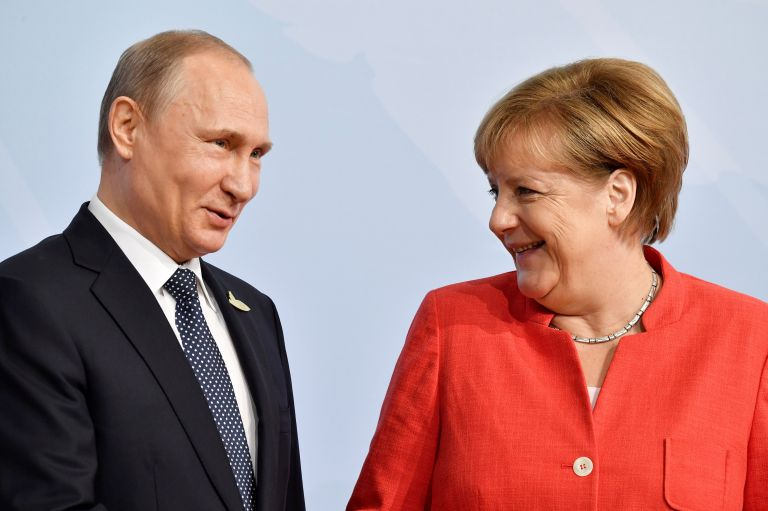 Συνάντηση Πούτιν-Μέρκελ στο Κρεμλίνο 11 Ιανουαρίου – Τι θα συζητήσουν | tovima.gr