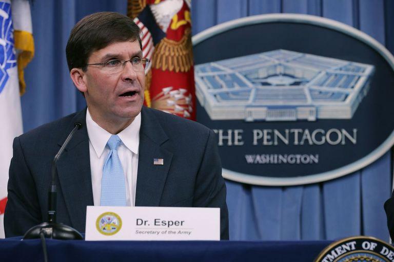 Υπουργός Άμυνας ΗΠΑ: Οι δυνάμεις μας δεν σκοπεύουν να φύγουν από το Ιράκ | tovima.gr