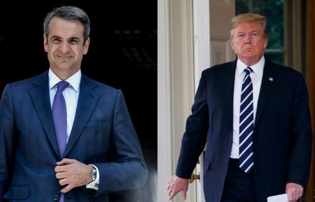 Στον Λευκό Οίκο τα βλέμματα-Τι θα συζητήσουν Μητσοτάκης – Τραμπ | tovima.gr