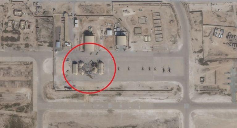 Ιράκ: Φωτογραφίες – ντοκουμέντο από τα ιρανικά πλήγματα στις αμερικανικές βάσεις | tovima.gr