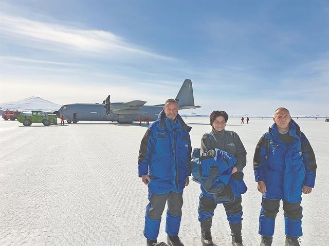 Αναζητώντας τα… σημάδια της κλιματικής αλλαγής στα βάθη της Ανταρκτικής | tovima.gr
