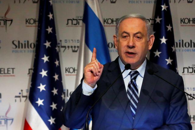 Προειδοποιήσεις Νετανιάχου: Σκληρή απάντηση σε όποιον επιτεθεί στο Ισραήλ   tovima.gr