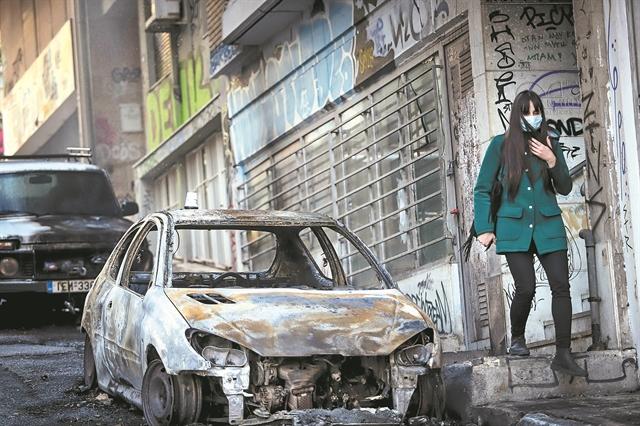Οργή και απόγνωση στα Εξάρχεια: Εγκληματικότητα, βία, ναρκωτικά με την ανοχή της αστυνομίας   tovima.gr