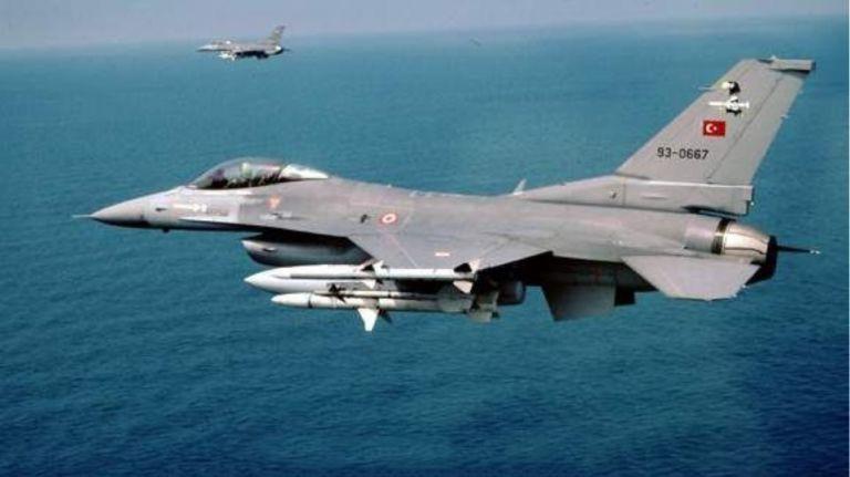 Μια εικονική αερομαχία και έντεκα παραβιάσεις από τουρκικά μαχητικά στο Αιγαίο | tovima.gr