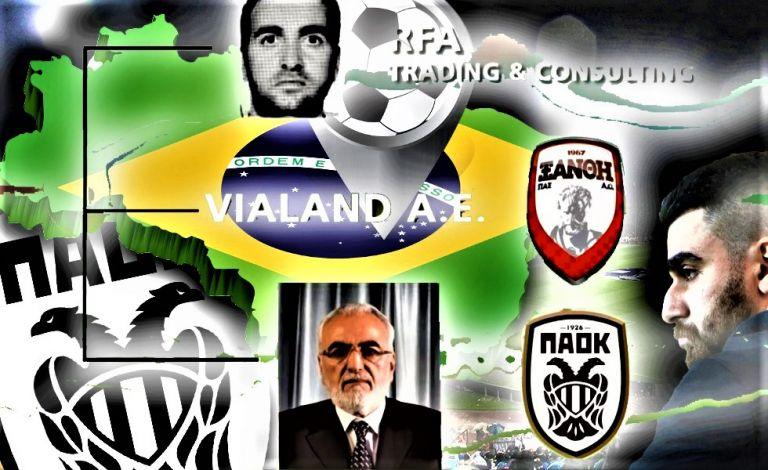 Αποκάλυψη: Ο Καλπαζίδης στη Βραζιλία, για να αγοράσει ομάδα ή εγκαταστάσεις για τον Ιβάν… | tovima.gr