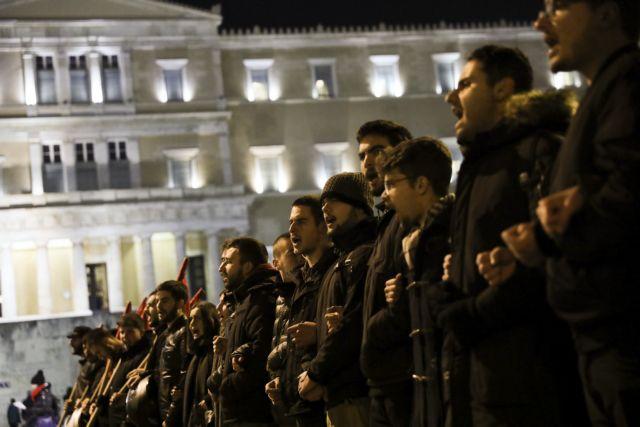 Συγκέντρωση στη μνήμη του Νίκου Τεμπονέρα   tovima.gr