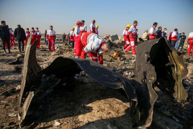 ΗΠΑ: Πύραυλος του Ιράν κατέρριψε το ουκρανικό Boeing στην Τεχεράνη κατά λάθος | tovima.gr