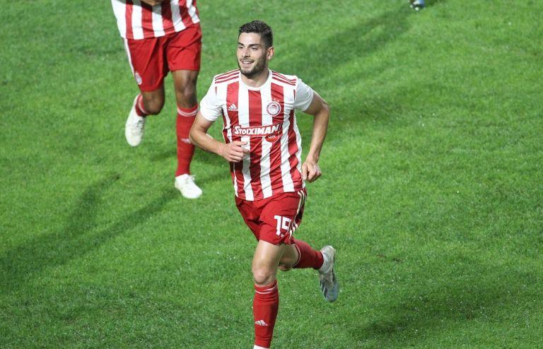 Μασούρας: «O Ολυμπιακός ήταν το όνειρο μου από μικρό παιδί»   tovima.gr