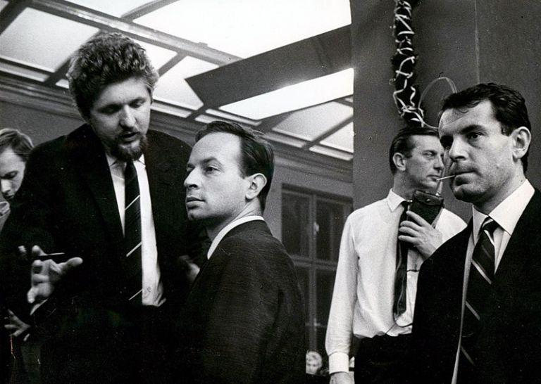 Πέθανε ο Τσέχος σκηνοθέτης Αϊβαν Πάσερ | tovima.gr