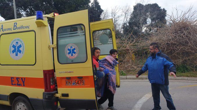 Παξοί: Στην Πρέβεζα οι διασωθέντες πρόσφυγες του ναυαγίου | tovima.gr