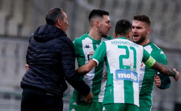 Εύκολα ο Παναθηναϊκός 3-0 τον Πανιώνιο στη Νέα Σμύρνη | tovima.gr
