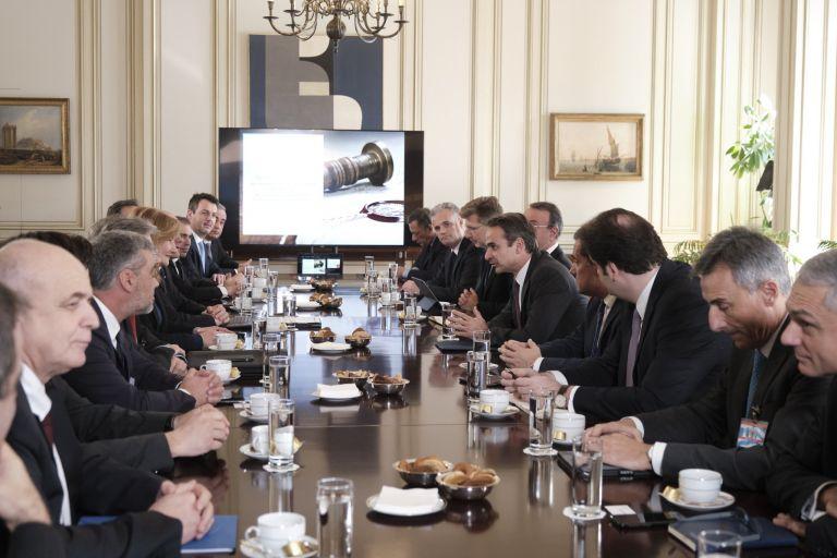 Μητσοτάκης σε CEO Clubs Greece: Στηρίζουμε έμπρακτα την επιχειρηματικότητα | tovima.gr