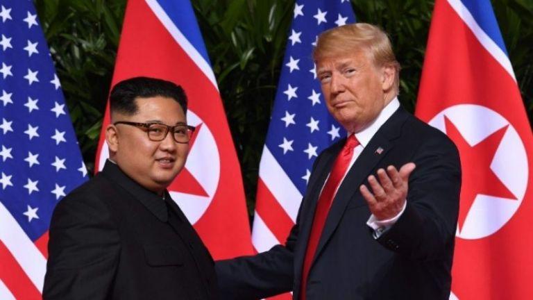 Οι ΗΠΑ καλούν τη Β. Κορέα πίσω στις διαπραγματεύσεις | tovima.gr