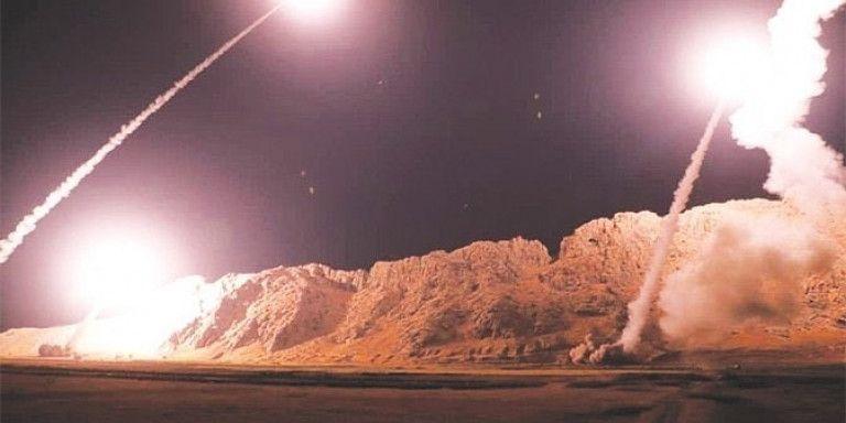 Η πυραυλική επίθεση του Ιράν κατά των ΗΠΑ στο Ιράκ | tovima.gr