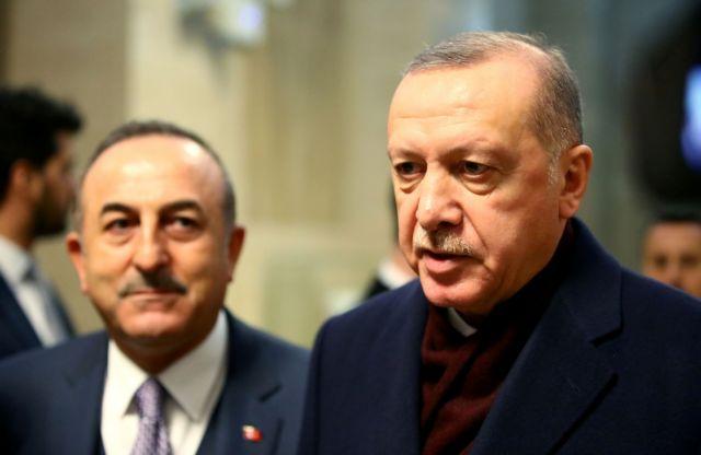 Ερντογάν: Θα δώσουμε ένα μάθημα στον Χαφτάρ αν δεν σταματήσει την επίθεση | tovima.gr