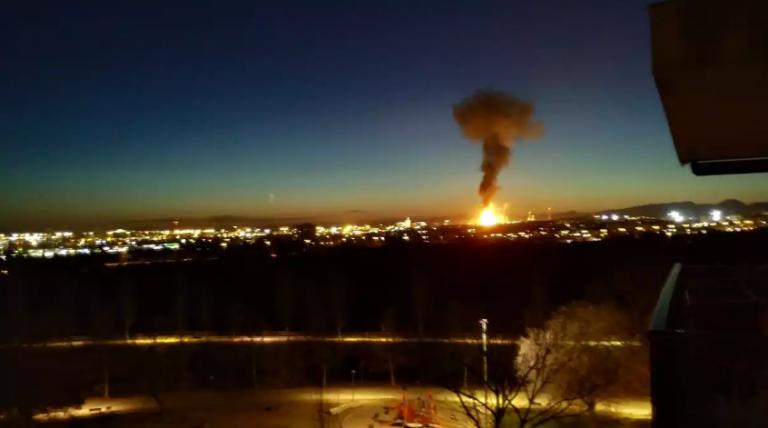 Ένας νεκρός από ισχυρή έκρηξη σε εργοστάσιο χημικών στην Ισπανία | tovima.gr