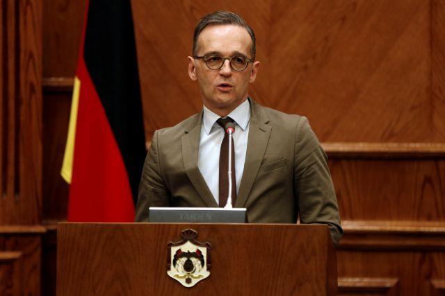 Μάας: Το Ιράκ θέλει να παραμείνουν στη χώρα οι γερμανοί στρατιώτες   tovima.gr