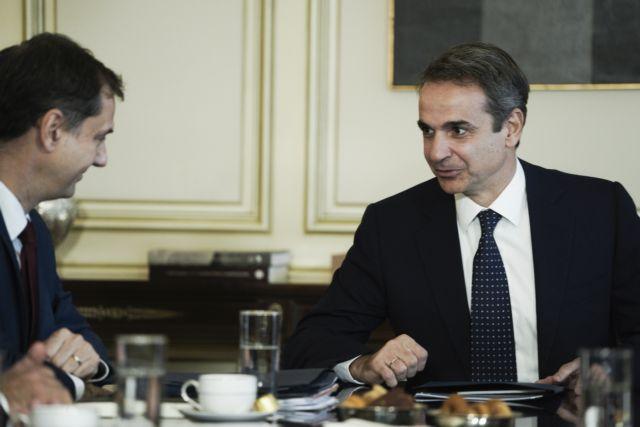 Ο Μητσοτάκης «βαθμολογεί» το υπ. Τουρισμού: Εγινε καλή δουλειά | tovima.gr