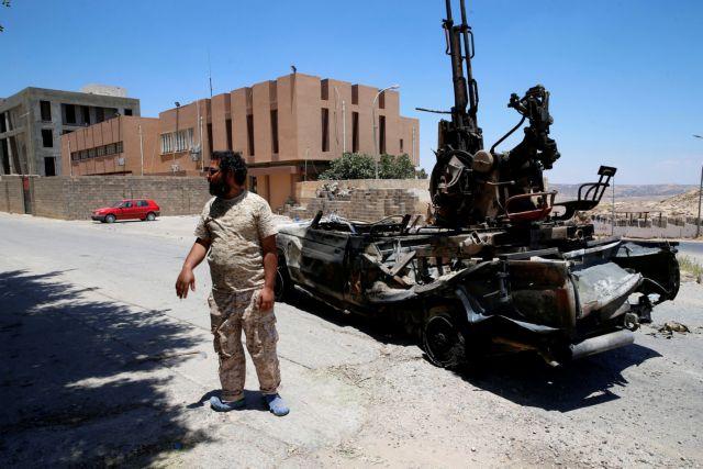 Νέα παρέμβαση ΗΠΑ: Να αποσυρθούν άμεσα τα ξένα στρατεύματα από τη Λιβύη | tovima.gr