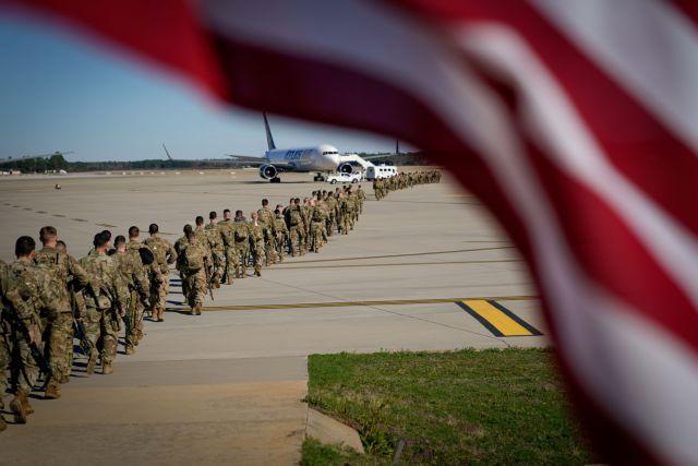 ΗΠΑ-Ιράκ: Ξανάρχισαν τις κοινές επιχειρήσεις κατά του ISIS   tovima.gr