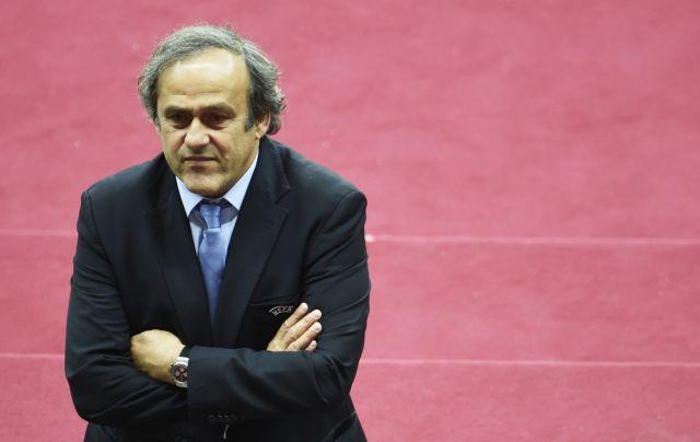 «Βόμβες» Πλατινί για FIFA, UEFA και CAS | tovima.gr