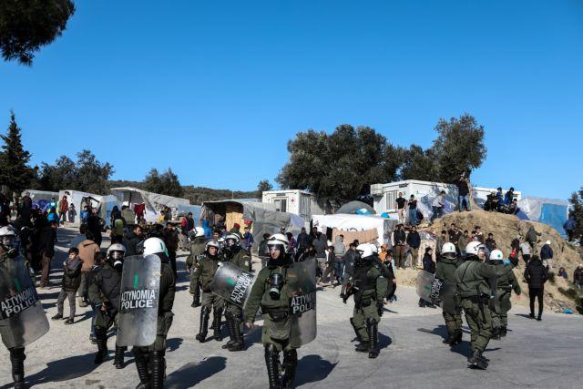 Λέσβος: Συνελήφθη ο δράστης της δολοφονίας στον καταυλισμό της Μόριας | tovima.gr