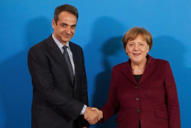 Μητσοτάκης – Μέρκελ επικοινώνησαν τηλεφωνικά ενόψει της διάσκεψης για τη Λιβύη | tovima.gr