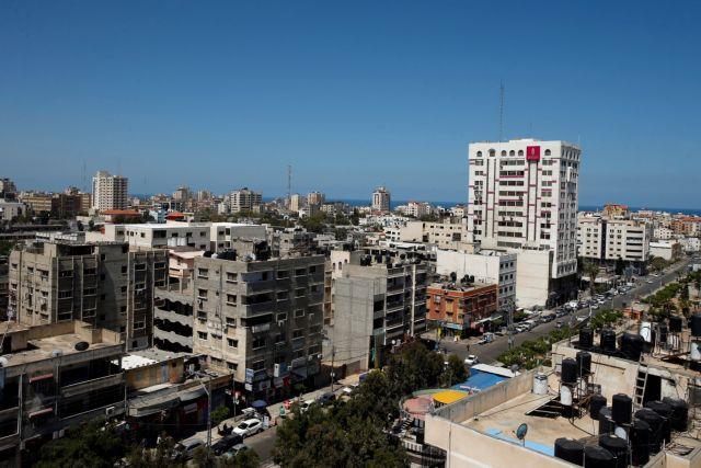 Ισραήλ: Αεροπορικό πλήγμα στη Λωρίδα της Γάζας | tovima.gr