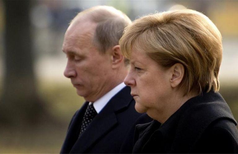 Επικοινωνία Μέρκελ – Πούτιν για την Διάσκεψη του Βερολίνου | tovima.gr
