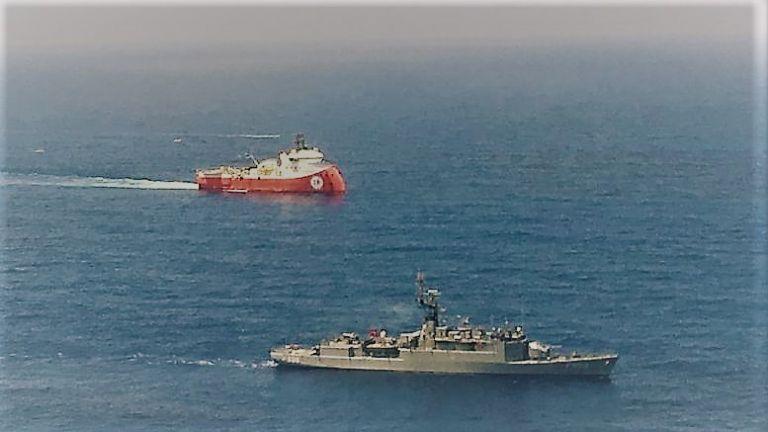 Bloomberg: Κίνδυνος για θερμό επεισόδιο Ελλάδας και Τουρκίας στη Μεσόγειο   tovima.gr