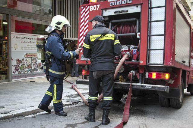 Στις φλόγες μονοκατοικία στη Βουλιαγμένη | tovima.gr
