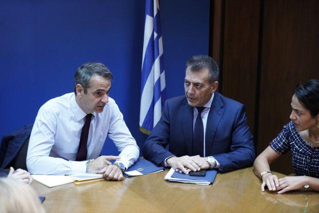 Συνεχίζεται η αξιολόγηση Μητσοτάκη: Συνάντηση με Βρούτση τη Δευτέρα | tovima.gr