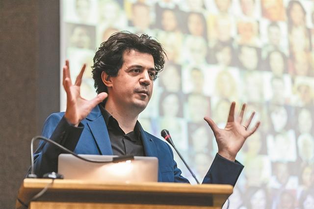 Κωνσταντίνος Δασκαλάκης: Μας απειλεί η τεχνητή νοημοσύνη; | tovima.gr