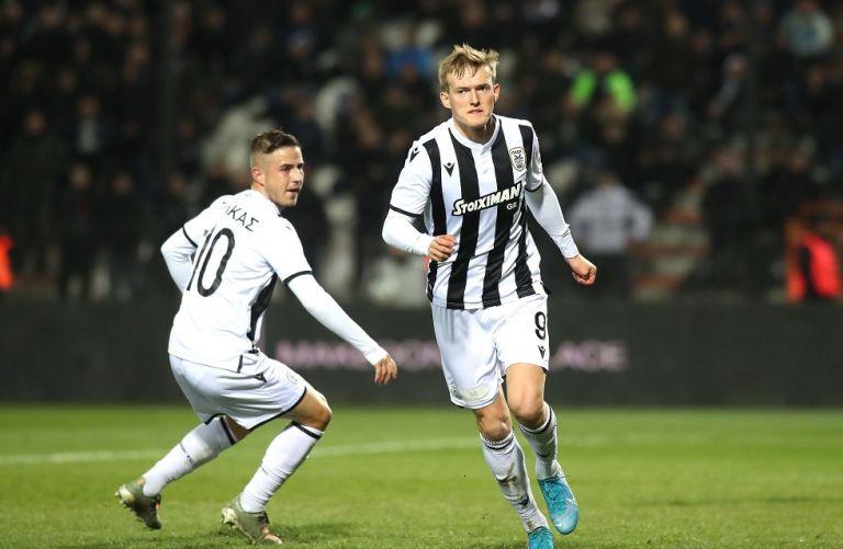 Νίκη του ΠΑΟΚ επί του Αστέρα Τρίπολης (3-1) που φωνάζει για δύο πέναλτι | tovima.gr