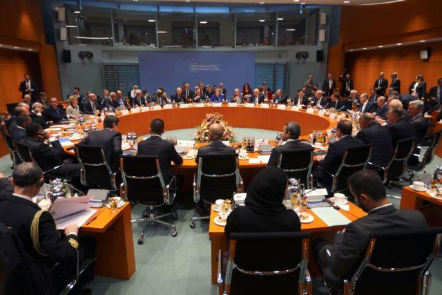 Σε εξέλιξη η κρίσιμη Διάσκεψη για τη Λιβύη   tovima.gr