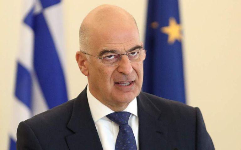 ΥΠΕΞ : Οξύμωρο να επιχειρεί μαθήματα διεθνούς νομιμότητας ο κατεξοχήν παραβάτης της περιοχή μας   tovima.gr