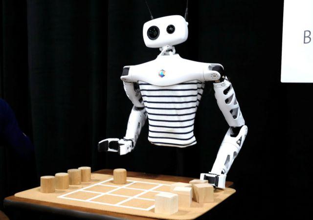 Μεγαλύτερη από την κλιματική αλλαγή η απειλή από τα ρομπότ με τεχνητή νοημοσύνη | tovima.gr