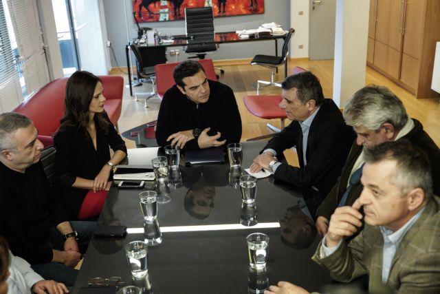 Αλ. Τσίπρας: Να ανακληθούν οι απολύσεις των τραπεζοϋπαλλήλων | tovima.gr